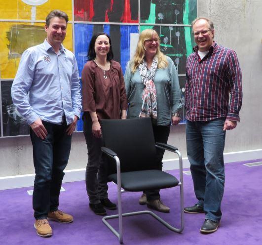 Ihr Platz in unserem Team: Wir suchen neue Mitarbeiter für Nord- und Mitteldeutschland (Foto: 3X Banktechnik)